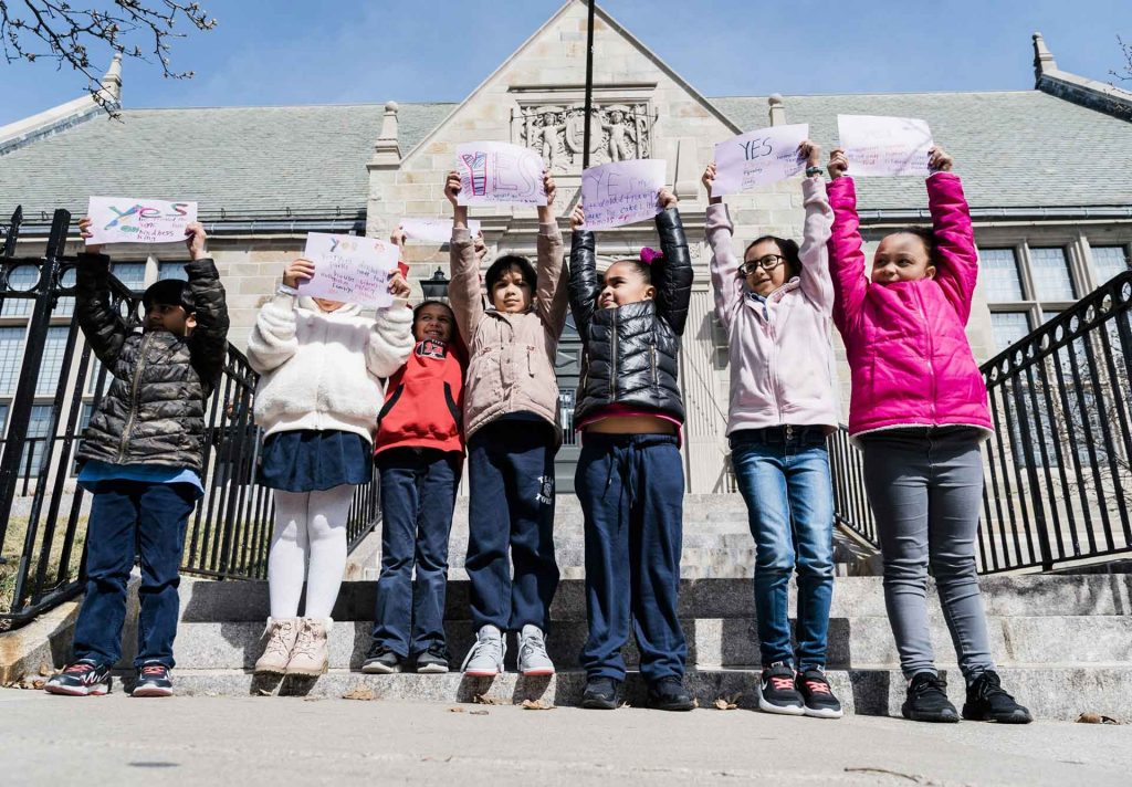 Teaching Kindness Project, Boston Public Library