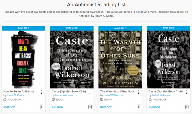 Antiracist Reading Collection